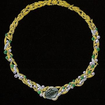 LAO_corso_di_disegno_del_gioiello_le_arti_orafe_jewelry_design_course_florence_diseño de joyas_Florencia