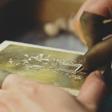corso di incisione lao le arti orafe hand engraving lessons